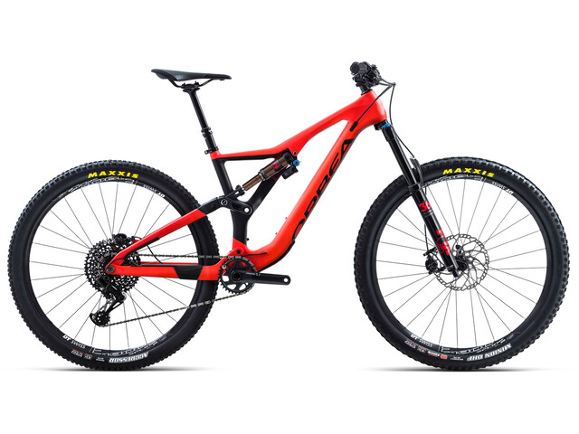 ORBEA Rallon M10 Red-Black Matt